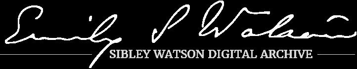 Sibley Watson Digital Archive