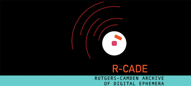 DH Lunch: Playing with Digital Histories in the R-CADE