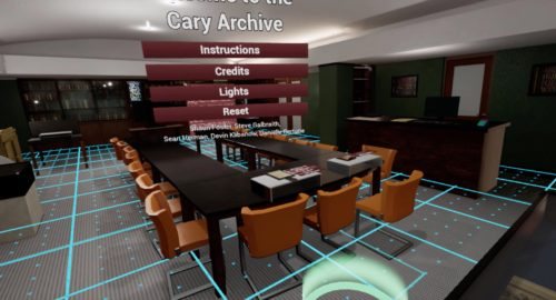 The Virtual Cary Collection: Exploring Special Collections Using Virtual Reality @ Rossel Hope Robbins Library, 416, Rush Rhees Library | Rochester | New York | United States