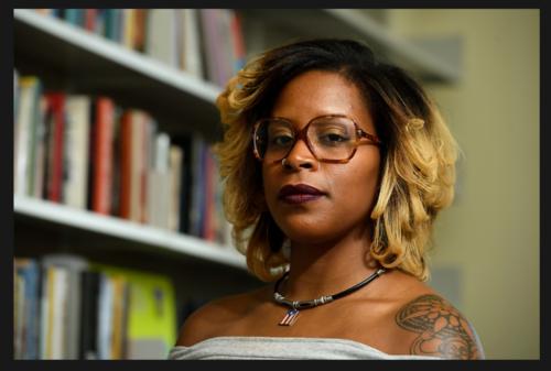 Portrait of Professor Jessica Marie Johnson