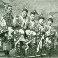 1040. Die berühmten japanischen Original-Equilibristen J.F. Namba (J.F. Namba Acting Troupe)