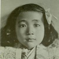 3348. A Little Jap Maid