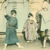 177. [Street children]