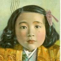 25. A Little Japanese Maiden