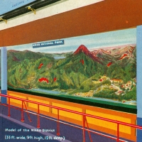 2127. Model of the Nikko District (A Century of Progress, Chicago, 1933)