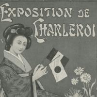 3189. Exposition de Charleroi (Village Japonais), 1911