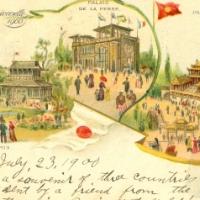 91. Exposition Universelle, Paris 1900