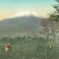 1246. Mt. Fuji from Yamanaka
