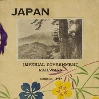1995. Japan: Travellers' Handy Guide (1919)