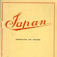 1888. Japan: Information for Visitors (1933)