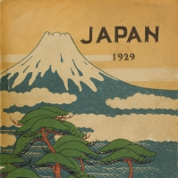 2009. Japan: Pocket GUide to Japan (1929)