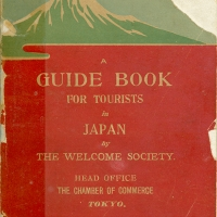 1929. Guide Book for Tourists in Japan (1906)