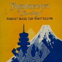 2060. Yokohama Today: Pocket Guide for Sightseeing (1929)