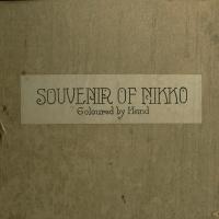 2839. Souvenir of Nikko Coloured by Hand (n.d.)