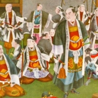 1347. Scenes from the Loyal Forty-Seven Ronin