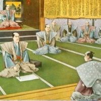 1348. Scenes from the Loyal Forty Seven Ronin