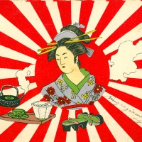 2881. Salute to the Japanese Flag (1906)