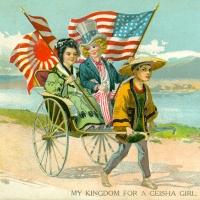 3403. My Kingdom for a Geisha Girl (1908)