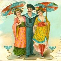 3524. Der Sieger im Reiche der Mitte (1901)