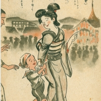 3367. Yoiyama song (the night before the Gion Matsuri)