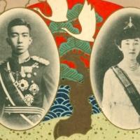 1355. Emperor and Empress Taishō