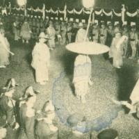 1358. Emperor Meiji funeral procession