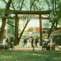 1049. Japanese Village, Ontario Beach Park, N.Y.