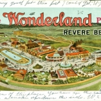 37. The Wonderland Park, Revere Beach, Mass.
