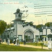 40. Scene at Ontario Beach Park, Rochester, N.Y.