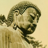 1366. Daibutsu in Kamakura