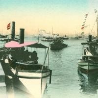 1373. American Wharf, Kobe
