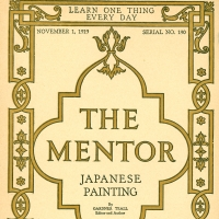 1786. The Mentor: Japanese Painting (Nov. 1919)