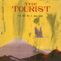 1917. The Tourist Magazine (July 1931)