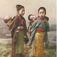 29. How Baby Brother is Nursed in Japan