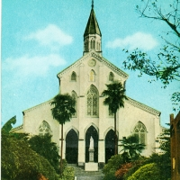 3351. The Oura Church, National Treasure (Nagasaki)