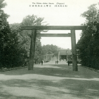 3029. The Shinto Shrine Atsuta
