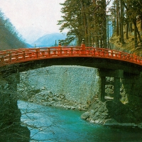 3102. Nikko National Park: Sacred Bridge