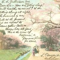2906. Koganei Cherry Blossoms (1906)