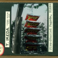 3076. Five-Storied Pagoda, Nikko