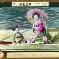 3082. Costumes of Japanese women