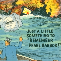 3252. Just a Little Something to Remember Pearl Harbor! (JC6)