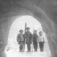 2184. Snow Tunnel (Snow in Nagaoka City)