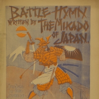 1997. Battle Hymn Written by the Mikado of Japan and Sung by the Japanese Armies on the Battle Field (1904)