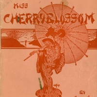 1878. Miss Cherry Blossom or A Maid of Tokyo (1917)