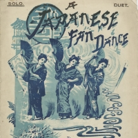 3537. A Japanese Fan Dance (1898)