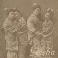 3165. Die Geisha, Musik für Alle  (1909)