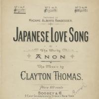 3249. Japanese Love Song (1900)