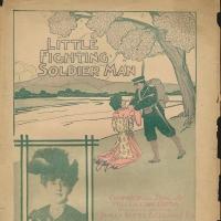 1560. Little Fighting Soldier Man (1905)