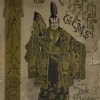 3280. The Mikado: Gems on Airs from Gilbert & Sullivan's Opera (1885)