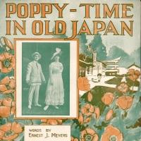 1870. Poppy-Time in Old Japan (1915)